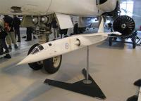 コスフォードのTR-2模型