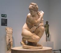 古代ギリシャの彫刻
