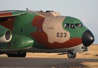 入間基地のC-1輸送機