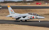 入間基地のT-4練習機