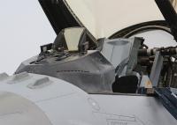 F-16のHUD