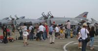 2009年 百里基地航空祭 オジロ ファントム