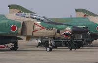 09百里航空祭 RF-4発進準備完了