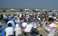 09年百里航空祭の様子