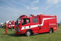 22年度・立川基地祭~救助車