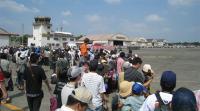 22年度・立川基地祭~会場の様子
