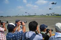 22年度・立川基地祭~編隊飛行