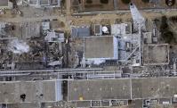 福島原発の鮮明画像(無人機撮影)その1