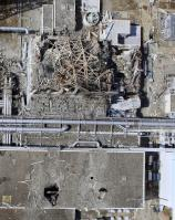 福島原発の鮮明画像その2