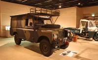 ランドローバー野戦指揮官車