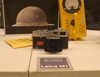 軍用カメラ ライカ