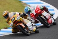 GP 125cc Alberto MONCAYO