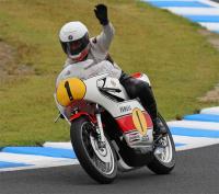 ヤマハ世界GP参戦50周年記念ラン