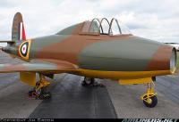 グロスターE28 ジェットエンジンの実験機