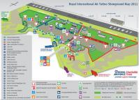 RIAT 2011 map