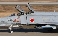 F-4EJ Kai #400 ECM ポッド搭載