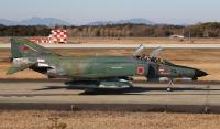 RF-4EJ #335 ダークグリーン系の迷彩