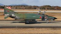 RF-4EJ #392  LOROP 偵察ポッド装備