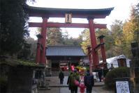 山梨の浅間神社ー1