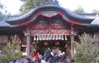 山梨の浅間神社ー2