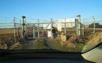 一望百里の入口門