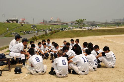 野球夏の大会