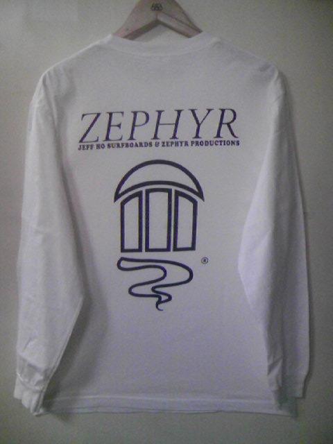 Zephyr Logo LS-T 2-2