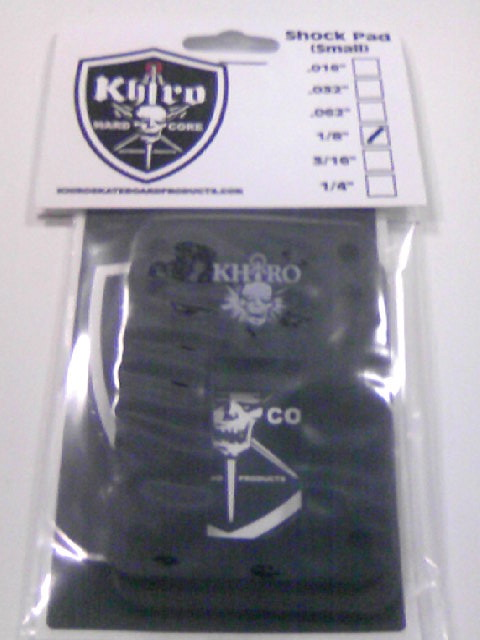 Khiro Shockpad 1/8 11