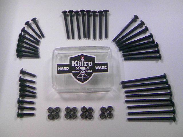 Khiro Max-9 HardwareKit 15