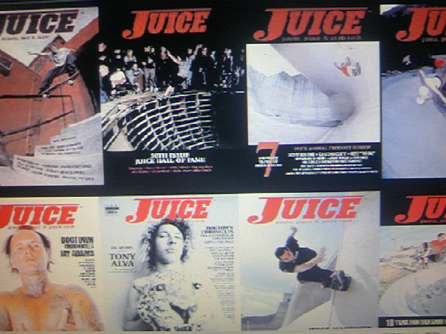 Juice Magazine 1-1