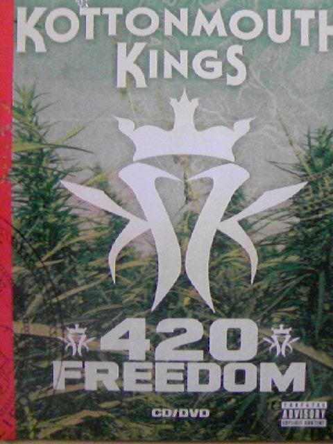 Kottonmouth King CD/DVD