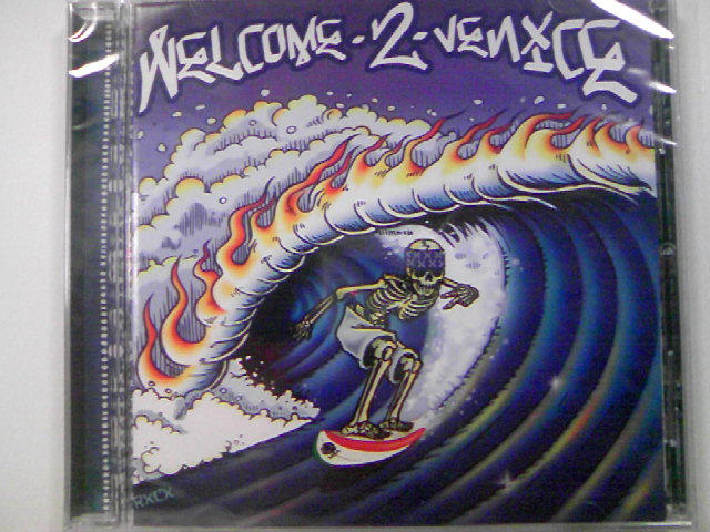Welcome 2 Venice CD 2