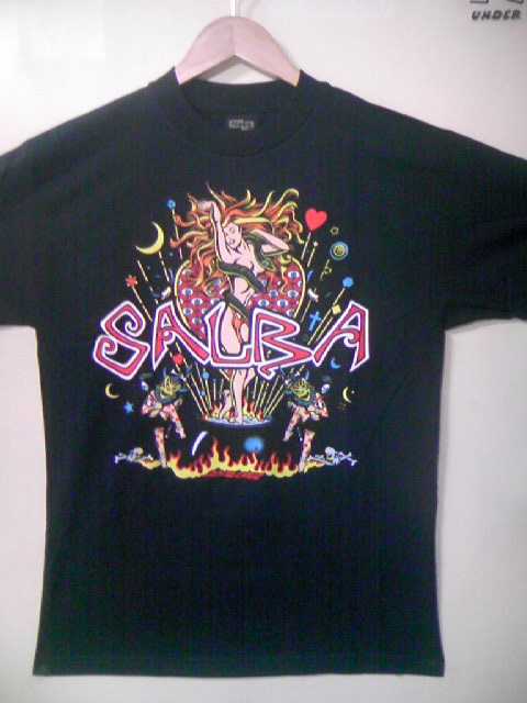 Santa Salba Witch Doctor T 3-3