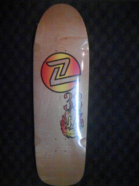 Z-Flex Naniwa Z-33 Deck 2