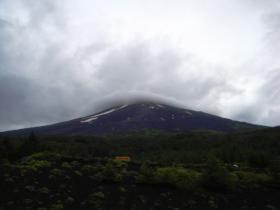 富士山へ035