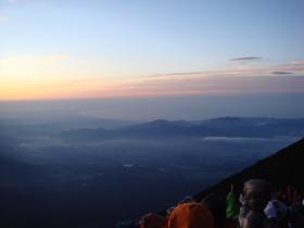 富士山へ020