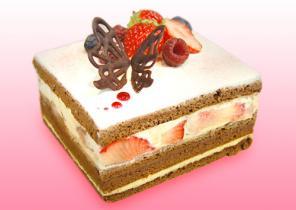 4月のサンクスデーケーキ