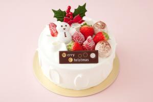 苺のホワイトクリスマス