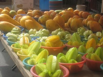 マレーの果物