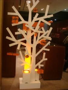 エルメスのツリー