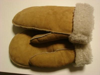 クリスマスマーケットで買った手袋