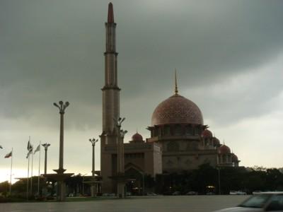 ピンクモスク