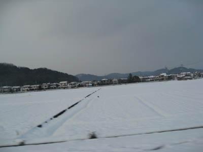 雪の正月4