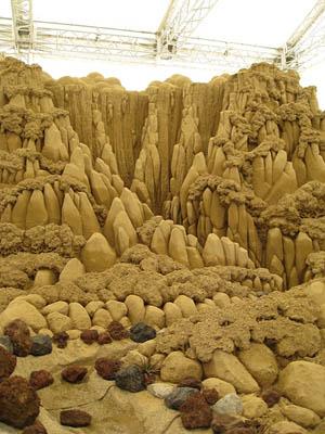 砂の美術館4期3