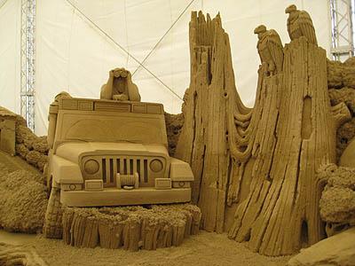 砂の美術館4期5