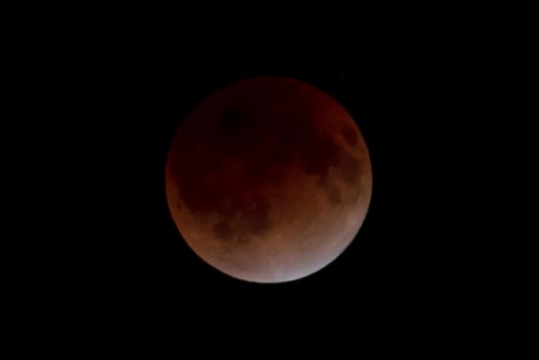 皆既月食アップ111211