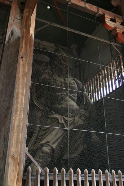 金剛力士像吽形110209