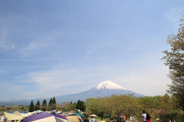 富士山キャンプ100516