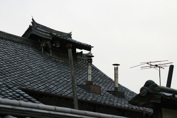 個性的な屋根110628
