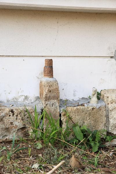 竹やぶオブジェ101109